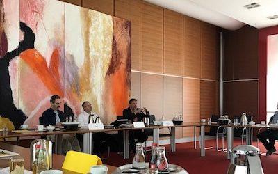 Vortrag Datenschutzmanagementsystem in Dortmund beim GDD
