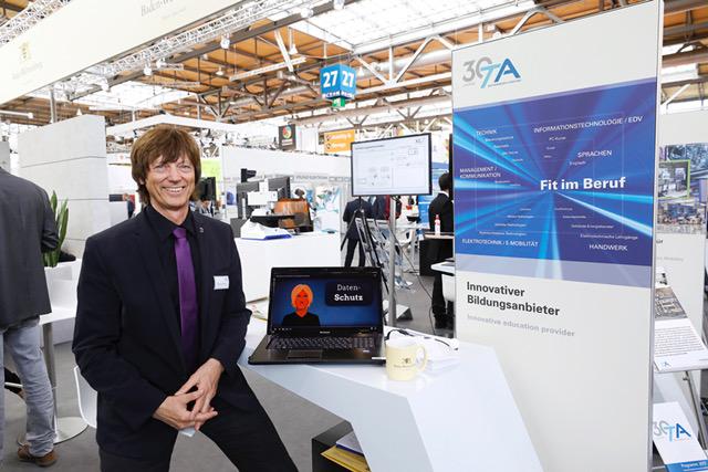 Technische Akademie für berufliche Bildung e. V. auf der Hannover Messe 2017