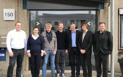ISO 27001 Audit bei den Stadtwerken Wedel
