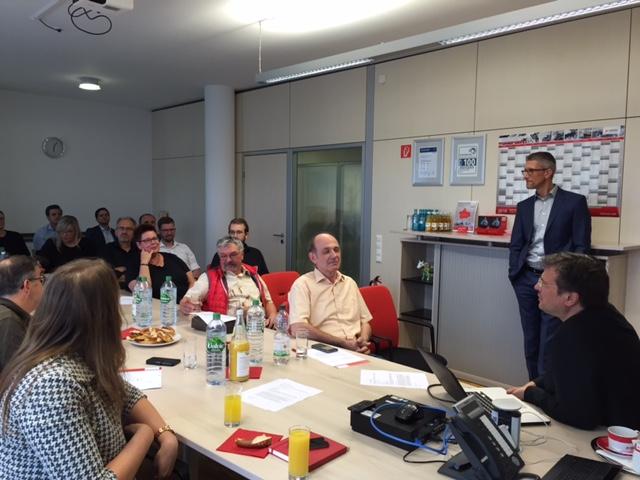 Datenschutzvortrag zur EU-DSGVO in Heilbronn