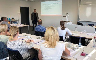 Ausbildung zum Datenschutzbeauftragten an der IHK Heilbronn durch Peter Suhling