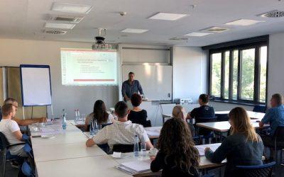 Ausbildung zum Datenschutzbeauftragten mit Dozent Peter Suhling abgeschlossen