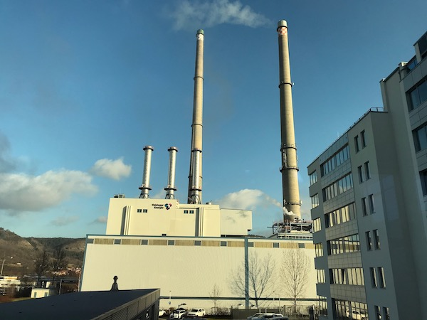 Zertifizierungsaudit der Stadtwerke Jena Netze GmbH – Stufe 1 – KRITIS